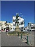 TQ2904 : Peace Statue, Brighton & Hove by Paul Gillett