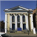 SK5740 : Nottingham Hebrew Congregation Synagogue by David Lally