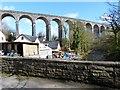 SO0207 : Cefn Coed Viaduct, Merthyr Tydfil by Robin Drayton