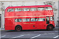 TQ2980 : Routemaster on Waterloo Place by Oast House Archive