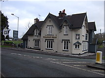 SK0220 : The Wolseley Arms pub by JThomas