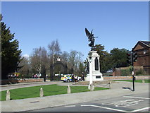 TL9925 : War Memorial, Colchester by Malc McDonald