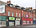 J3674 : Nos 24-40 Upper Newtownards Road, Belfast (2013-2) by Albert Bridge