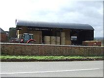 SK1024 : Farm building, Slate House Farm by JThomas