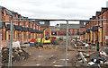 J3272 : Ebor Street, Belfast (2013) by Albert Bridge