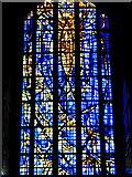 TQ1572 : West window of St. Mary's University College Chapel, Twickenham by pam fray