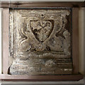 SP6081 : St Nicholas, South Kilworth - Stonework by John Salmon