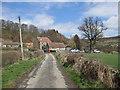 SE6697 : The hamlet of Church Houses by Pauline E