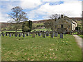 SE6797 : Cemetery, Church Houses by Pauline E