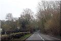 SU1012 : Daggons Road near Birch Hill by John Firth