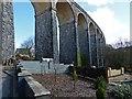 SO0307 : Cefn Coed Viaduct, Merthyr Tydfil by Robin Drayton