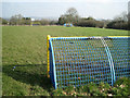 SP0565 : Kickabout above Highland Way, Greenlands, Redditch by Robin Stott