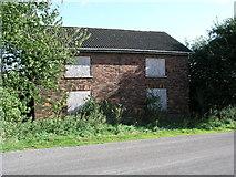 TF2488 : Calcethorpe, abandoned house by Brian Westlake