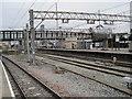 TQ3884 : Stratford railway station, Greater London by Nigel Thompson