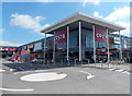 ST3486 : Costa, Newport Retail Park by Jaggery