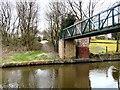SJ9493 : Bottom of Apethorn Lane by Gerald England