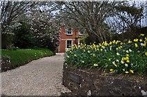 SS9412 : Tiverton : Penmead House by Lewis Clarke