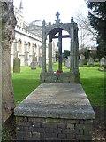 TQ2475 : The war memorial in All Saints Churchyard, Fulham by Marathon