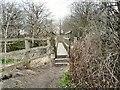 SJ9494 : Foxholes Bridge by Gerald England