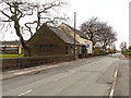 SJ5688 : Former Quaker Meeting House, Meeting Lane by David Dixon