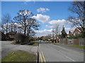 SJ9284 : Vicarage Lane, Poynton by John Topping