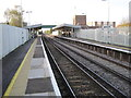 TQ1203 : Durrington-on-Sea railway station, West Sussex by Nigel Thompson