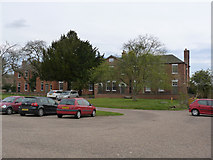 SK7154 : Infirmary block, Southwell workhouse by Alan Murray-Rust
