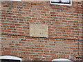 SK7156 : Datestone on Bank Cottage by Alan Murray-Rust