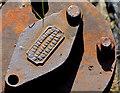 J4669 : Old water main, Comber (2) by Albert Bridge