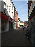 SK7519 : King Street, Melton Mowbray by Kate Jewell