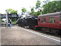 TG1543 : North Norfolk Railway by Peter Pearson
