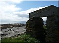 HY4425 : Ruined building, Wyre, Orkney by Claire Pegrum