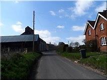 TL1624 : Buildings at Parsonage Farm by Bikeboy