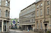 J3474 : The War Memorial Building, Belfast (2013) by Albert Bridge