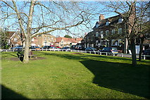 TQ0487 : Denham village green by Graham Horn