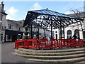 SD5192 : Bandstand, Kendal by Kenneth  Allen