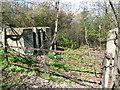 NT4276 : Coastal East Lothian : WW2 Anti-tank Block (Roadblock Slots) Behind Seton Sands by Richard West