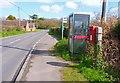 SZ2997 : Pitmore Lane, Mount Pleasant by Mike Smith