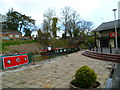 SU0061 : The canal at Devizes Wharf by Shazz
