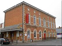 ST3049 : Princess Theatre and Arts Centre by Neil Owen