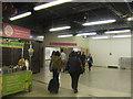 SP0686 : Temporary entrance to Birmingham New Street Station by John M
