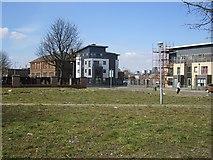 NS5565 : Small park, Summertown Road by Richard Webb