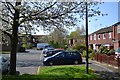 SP0668 : Edgeworth Close, Church Hill, Redditch by Robin Stott