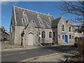 NJ9306 : Aberdeen Boys' Brigade HQ, Crimon Place, Aberdeen by Bill Harrison