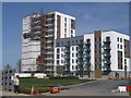 TQ7769 : More development at Liberty Quays, Chatham by David Anstiss