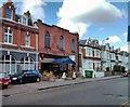TQ2375 : Royal China Restaurant, Chelverton Road, Putney by PAUL FARMER