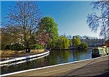 TQ2681 : Little Venice, Maida Vale by Jim Osley