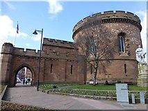 NY4055 : Citadel Building, Carlisle by Kenneth  Allen