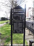 TQ2977 : Pimlico Gardens SW1 by Robin Sones