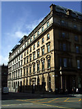 NS5965 : Former GPO Building on George Square by Thomas Nugent